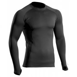 Tee-shirt Thermo Performer Noir Niveau 2 - TOE