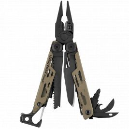 Pince Multifonctions 19 outils Signal Coyote - Leatherman