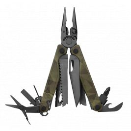 Pince multifonctions 19 outils CHARGE Plus Forest Camo - Leatherman