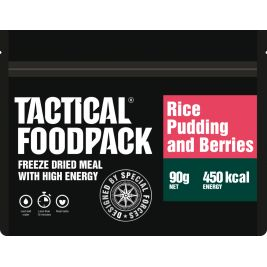 Riz au lait et aux baies - Tactical Foodpack