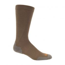 Chaussettes Slip Stream hautes coyote - 5.11 Tactical