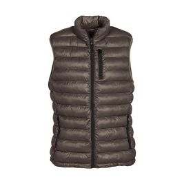 Gilet Matelassé Trekking Marron - City Guard