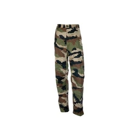 Destockage - Pantalon treillis Camo