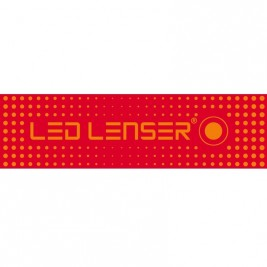 Bandeau de rechange rouge SEO - Led Lenser