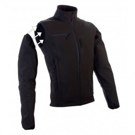 Veste Softshell Dynamic noir - TOE