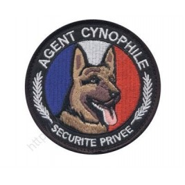 ECUSSON ROND AGENT CYNOPHILE - BA