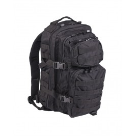 Sac à dos US Assault 20L Noir - Miltec