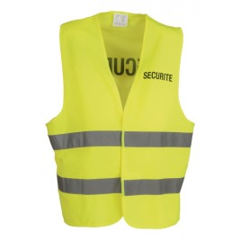 Gilet Jaune SECURITE