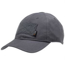 Casquette Flag Bearer grise - 5.11 tactical