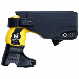 Holster pour taser x26 fixation quick clip - TOE