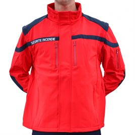Softshell SSIAP - VVS