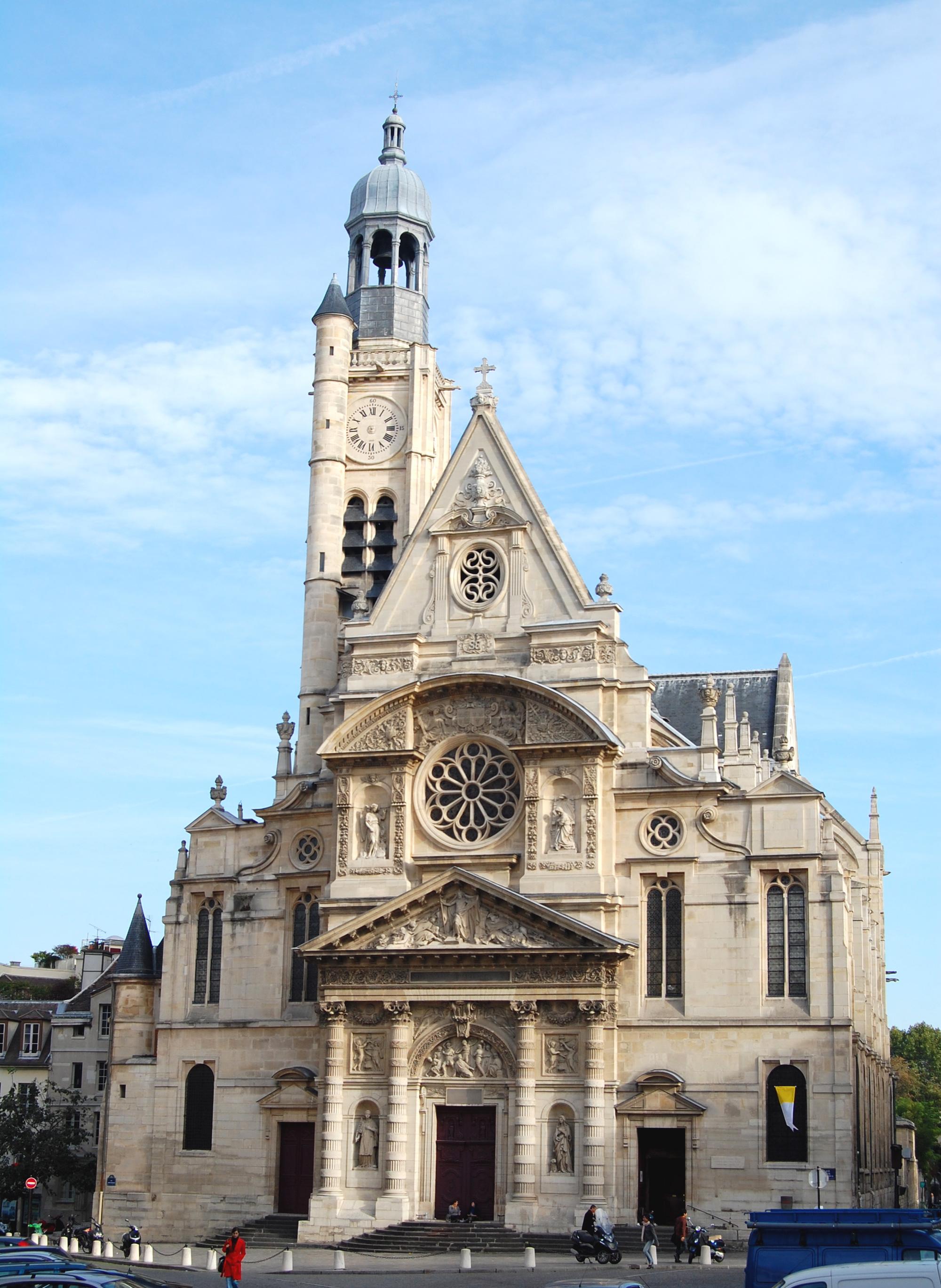 Paroisse de Saint-Etienne-du-Mont